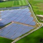 Τριπλασιασμό της παραγωγής ηλιακής ενέργειας ως το 2017 θέλει η Κίνα