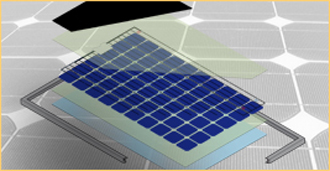 11 algatec panel 330x171 Πρότυπο υβριδικό σύστημα με φωτοβολταϊκά στο Αττικό Ζωολογικό Πάρκο
