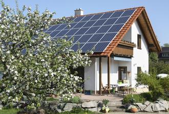 17 fot haus 330x223 Πρόγραμμα Ανάπτυξης Φωτοβολταϊκών (Φ/Β) Συστημάτων ισχύος έως 10 Kwp σε κτιριακές εγκαταστάσεις.