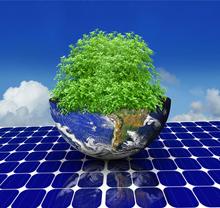1 πρασινη ενεργεια fot 220x200 Η παγκόσμια αγορά φωτοβολταϊκών μετατοπίζεται όλο και περισσότερο προς την Ασία