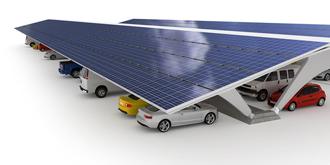 13 στεγαστρο αυτοκινητο Fot 330x165 Σχέδια για χιλιάδες σταθμούς εναλλακτικών καυσίμων στην Ε.Ε.