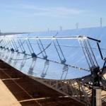 Ηλιακή μονάδα στο Μαρόκο