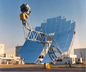 42 SolarStirling par 330x300 Νέες τεχνολογίες μέσα από την κρίση φωτοβολταϊκών εταιρειών