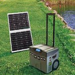 ηλιακή γεννήτρια