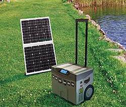 genitria solar Αυτόνομη ηλιακή γεννήτρια ρεύματος