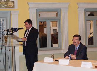 25 kaminis 330x240 Μνημόνιο συνεργασίας μεταξύ Δήμου Αθηναίων και Ρυθμιστικής Αρχής Ενέργειας ΡΑΕ για περιβαλλοντικές δράσεις