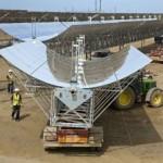Ηλιακή θερμοηλεκτρική μονάδα Lebrija στη Νότια Ανδαλουσία της Ισπανίας