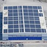Ευέλικτα πάνελ UNI-SOLAR γιά οροφές