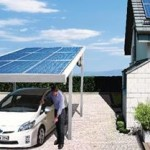 Sun Carport της SolarWorld