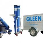 Συστήματα καθαρισμού της σειράς QLEEN με την χρήση απιονισμένου νερού