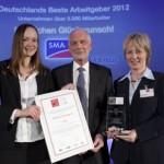 SMA:To καλύτερο εργασιακό περιβάλλον στη Γερμανία