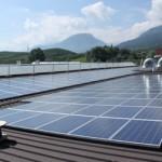 Φωτοβολταϊκό πάρκο 1MWp σε βιομηχανική στέγη