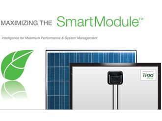 84 smartmodule upsolar 330x248 Νέα πρωτοποριακή τεχνολογία Tigo Energy και UPSOLAR