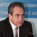 Πρόεδρος Εμπορικού και Βιομηχανικού Επιμελητηρίου Αθήνα