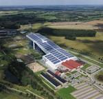 Το φωτοβολταϊκό σύστημα στην οροφή των κτιριακών εγκαταστάσεων της πίστας καλύπτει το σύνολο των αναγκών ηλεκτρικής ενέργειας