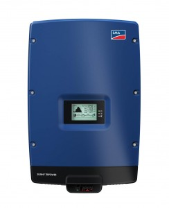 111 Sunny Tripower 244x300 Φωτοβολταϊκοί μετατροπείς για μικρά ηλιακά συστήματα γίνονται όλο και πιο αποτελεσματικοί και αποδοτικοί