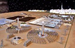 Solar in Dubai Φωτοβολταϊκός σταθμός υπερθετικού μεγέθους από την First Solar στο Ντουμπάι