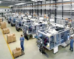 produktion 300x240 Στην άνοδο της παραγωγής κατά 2,5% τον Αύγουστο συνέβαλε και η αύξηση του δείκτη παραγωγής ηλεκτρισμού
