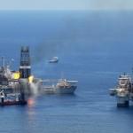 Η πετρελαιοκηλίδα από την BP το 2010
