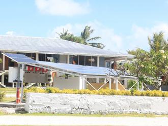 SMA Tokelau Nήσοι Τοκελάου: Η πρώτη χώρα παγκοσμίως που ηλεκτροδοτείται αποκλειστικά από ηλιακή ενέργεια