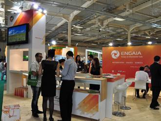 engaia Δυναμικό παρόν έδωσε η ENGAIA στην έκθεση Energy   Photovoltaic 12