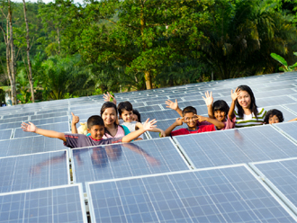 conergy Η Conergy χορηγεί Φωτοβολταϊκό σταθμό σε οικοτροφείο της Ταϋλάνδης