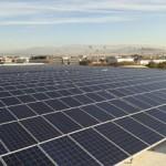Φωτοβολταϊκή εγκατάσταση 500kWp σε βιομηχανική στέγη