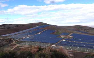 alumil Ολοκληρώθηκε πάρκo 10 MW στο Δομοκό Φθιώτιδας με βάσεις της Alumil Solar