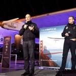 Το πρώτο ηλιακό αεροσκάφος solar impulse
