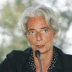 Lagarde: Eκκαθάριση του τραπεζικού συστήματος με την ανακεφαλαιοποίηση, την αναδιοργάνωση ή, όπου είναι απαραίτητο, το κλείσιμο τραπεζών