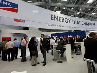 sma intersolar SMA: Καινοτομίες για τον ενεργειακό εφοδιασμό του μέλλοντος στην Intersolar Europe 2013