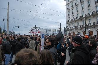 demo Ανάγκη αλλαγής νοοτροπίας στη χώρα μας, απέναντι στα συνδικάτα και τις απεργίες