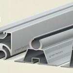 Καινοτόμο σύστημα στήριξης φωτοβολταϊκών οροφής