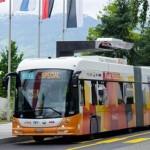 Λεωφορείο φορτίζεται μέσα σε 15 δευτερόλεπτα