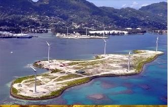 windpark Το πρώτο έργο ΑΠΕ για τις Σεϊχέλες: Ένα αιολικό πάρκο