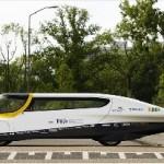 Το όχημα της Solar Team Eindhoven ονομάζεται Stella και η οροφή του καλύπτεται από ηλιακά πάνελ
