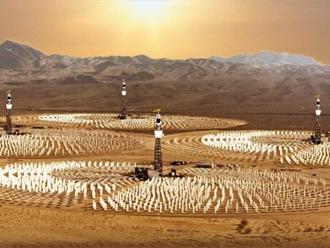 energy1 Νέα τεχνική παραγωγής καυσίμου υδρογόνου από νερό, με τη χρήση ηλιακής ενέργειας