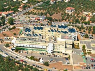 APE Το πρώτο «πράσινο» νοσοκομείο της χώρας στην Καλαμάτα