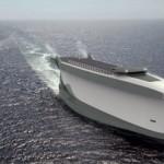 Σχέδια για το πιο πράσινο φορτηγό πλοίο του κόσμου
