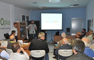 Olympic Νανο τεχνολογία από την Olympic Engineering & Consulting  σε συνεργασία με την Osolarmio Hellas
