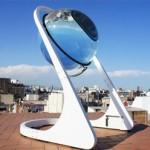 Η μεγάλη κρυστάλλινη σφαίρα της ηλιακής ενέργειας