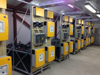 sma1 Φωτοβολταϊκό σύστημα αυτόνομου δικτύου τροφοδοτεί με ρεύμα 2.500 νοικοκυριά στο Αφγανιστάν