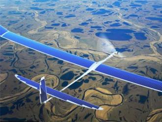solara Facebook: 11.000 ηλιακά αεροπλάνα θα πετούν για 5 χρόνια χωρίς ανεφοδιασμό