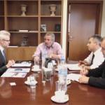 Συνάντηση Υπουργού ΠΕΚΑ, με τον Γ.Γ του Χάρτη Ενέργειας, Πρέσβη UrbanRuznak