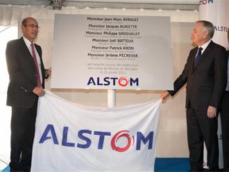 alstrom Η υπόθεση Alstom δεν έκλεισε για την Siemens