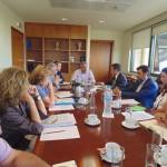 Σύσκεψη Γ. Μανιάτη – Γ. Καμίνη για τα εγκαταλελειμμένα και επικίνδυνα για την υγεία κτίρια της Αθήνας