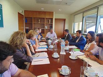 kaminis Σύσκεψη Γ. Μανιάτη – Γ. Καμίνη για τα εγκαταλελειμμένα και επικίνδυνα για την υγεία κτίρια της Αθήνας