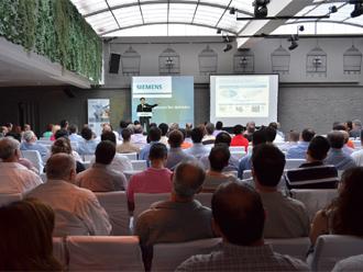 siemens6 Η Siemens παρουσίασε λύσεις αιχμής για βιομηχανικές εφαρμογές και αυτοματισμούς