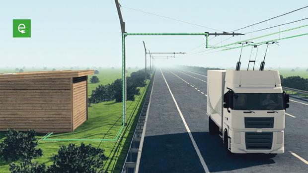 etruck1 Η Siemens αναπτύσσει τον πρώτο ηλεκτρικό αυτοκινητόδρομο στις ΗΠΑ