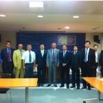 Συνάντηση Υπουργού ΠΕΚΑ με υψηλόβαθμη αντιπροσωπεία της Κίνας για τις Σπάνιες Γαίες